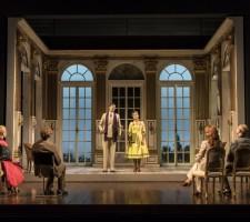 Garsington Opera 2018 Capriccio Caspar Singh (Italian Tenor), Nika Gorič (Italian Soprano) credit Johan Persson