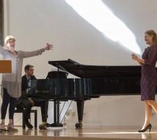 YSP Meisterklasse  Ann Murray Nika Goric