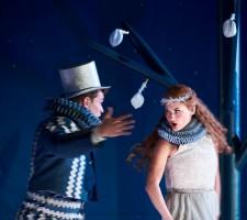 Die Feenkönigin - Salzburger Festspiele - Matthias Baus - Oberon (Sean Michael Plumb), Titania