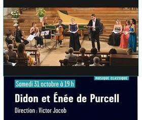 31.10.2020 – Onzain, France – Didon et Énée de Purcell (Didon)
